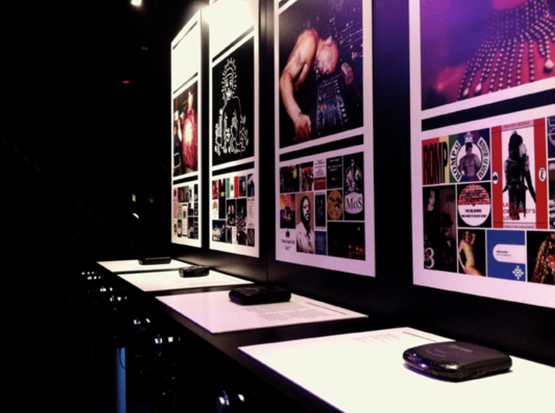 Ministry of Sound 20-20 Exhibition